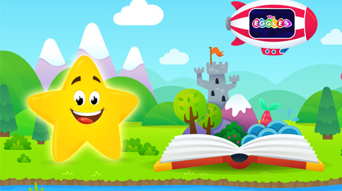 Screenshot from ABC Reading Eggs Junior